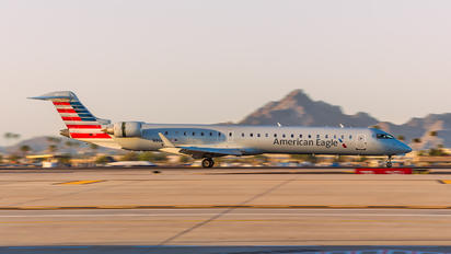 N914FJ - American Eagle Bombardier CRJ 900ER