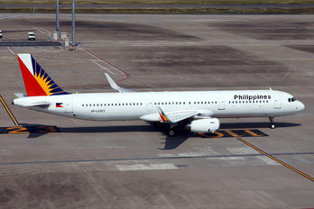 RP-C9903 - Philippines Airlines Airbus A321