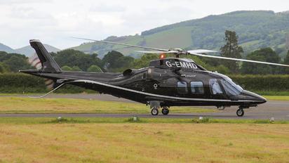 G-EMHD - Private Agusta Westland AW109 S