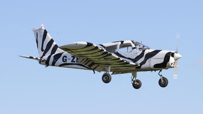 G-ZEBY - Private Piper PA-28 Cherokee