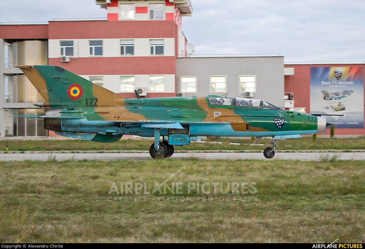 Romania - Air Force 172 aircraft at Câmpia Turzii