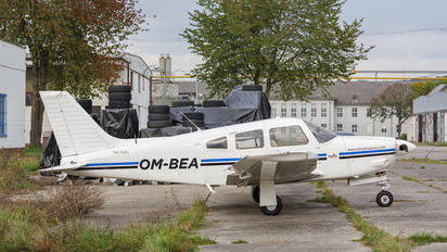 OM-BEA - Seagle Air Piper PA-28 Cherokee