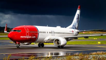 EI-FJG - Norwegian Air International Boeing 737-800
