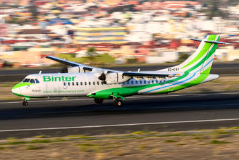 EC-KRY - Binter Canarias ATR 72 (all models)