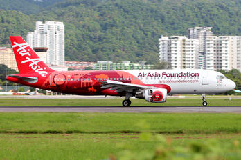 9M-AQI - AirAsia (Malaysia) Airbus A320