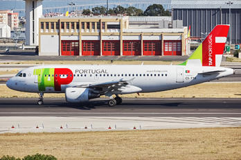 CS-TTR - TAP Portugal Airbus A319