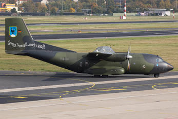 50+64 - Germany - Air Force Transall C-160D
