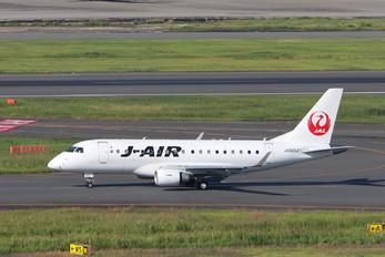 JA220J - J-Air Embraer ERJ-170 (170-100)