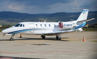 D-CEFO - Air Hamburg Cessna 560XL Citation XLS