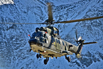F-335 - Switzerland - Air Force Eurocopter AS532 Cougar