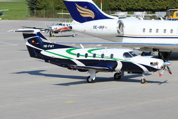 HB-FWT - Private Pilatus PC-12