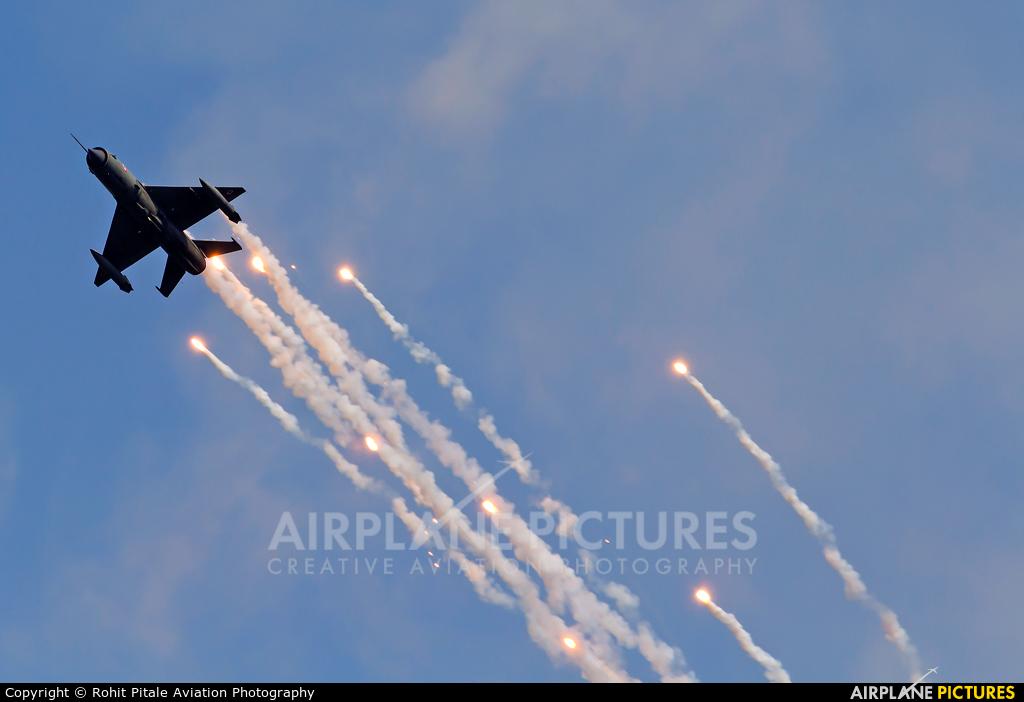 India - Air Force CU-2774 aircraft at Hindon AFB