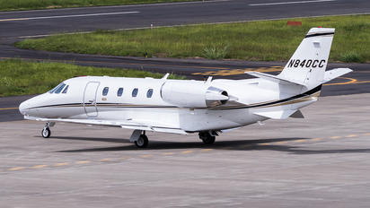 N840CC - Private Cessna 560XL Citation Excel