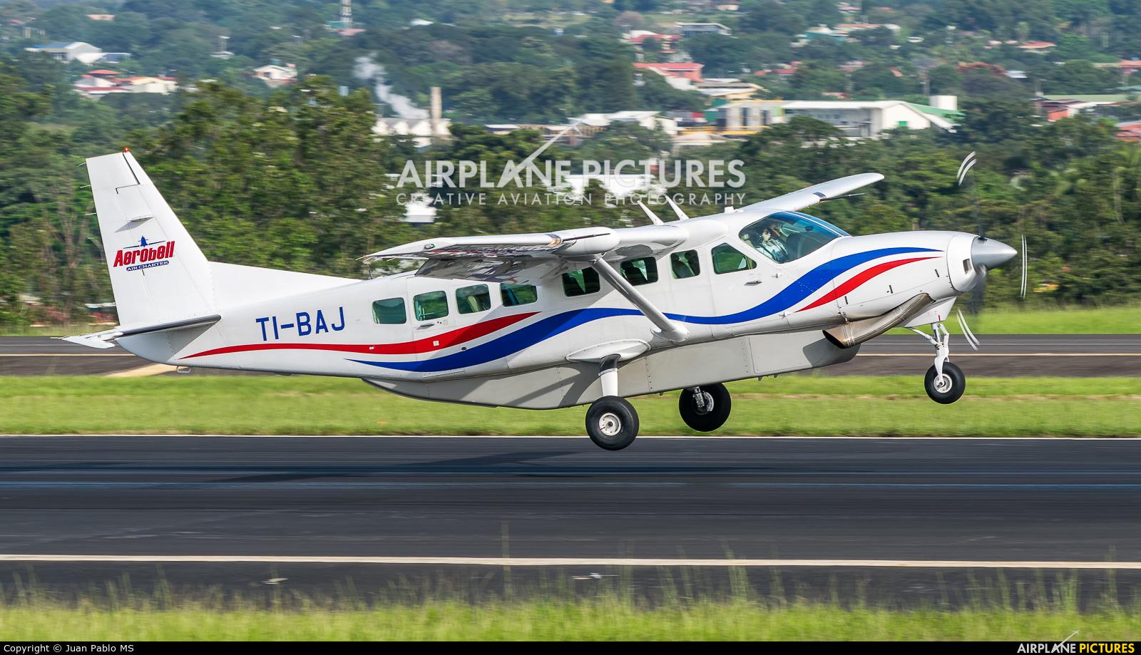 Aerobell Air Charter  TIBAJ aircraft at San Jose - Juan Santamaría Intl
