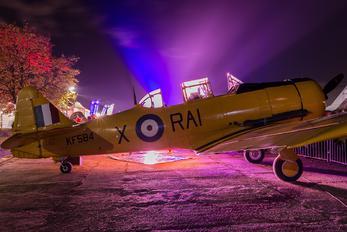 G-RAIX - Private CCF Harvard Mk4
