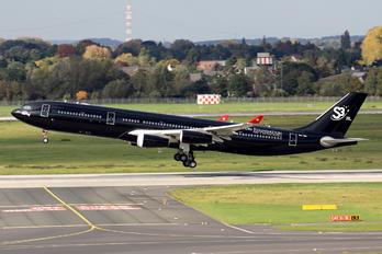 9H-TQM - Hi Fly Airbus A340-300