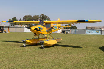 N448SK - Private Wag-Aero Sport Trainer Cubby