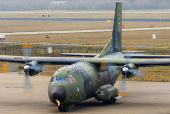 51+01 - Germany - Air Force Transall C-160D
