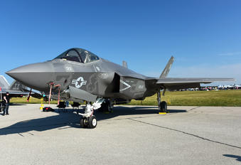169161 - USA - Navy Lockheed Martin F-35 Lightning II