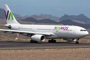 EC-LNH - Wamos Air Airbus A330-200 aircraft