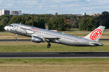 D-ABHL - Air Berlin Airbus A320
