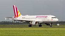 D-AKNN - Germanwings Airbus A319 aircraft