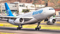 EC-LQO - Air Europa Airbus A330-200 aircraft