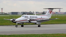 D-ICKE - Private Beechcraft 200 King Air aircraft