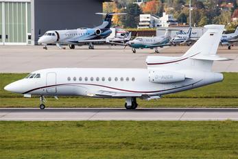 D-AUCR - DC Aviation Dassault Falcon 900 series