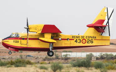 UD.13-26/43-26 - Spain - Air Force Canadair CL-215T
