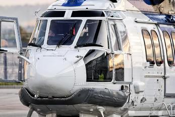 G-ZZJS - Dancopter Eurocopter EC225 Super Puma
