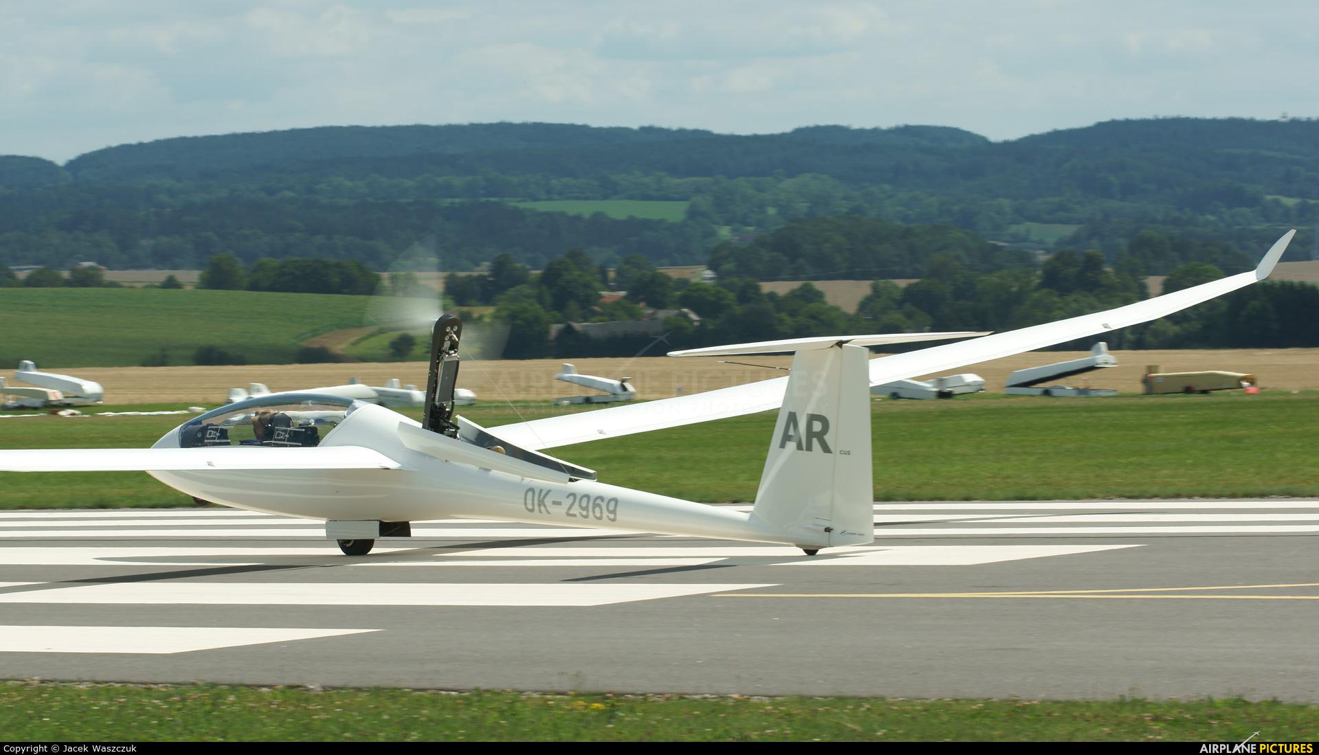 Private - aircraft at Moravská Třebová