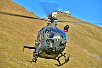 T-368 - Switzerland - Air Force Eurocopter EC135 (all models)