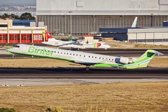 EC-MPA - Binter Canarias Bombardier CRJ-1000NextGen