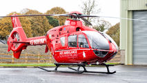 G-NIHM - Air Ambulance Northern Ireland Eurocopter EC135 (all models) aircraft