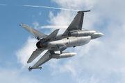 1607 - Romania - Air Force Lockheed Martin F-16AM Fighting Falcon aircraft