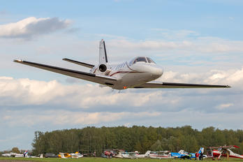 RA-2400G - Private Cessna 501 Citation I / SP