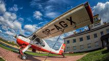 SP-AGX - Private PZL 104 Wilga 35A aircraft