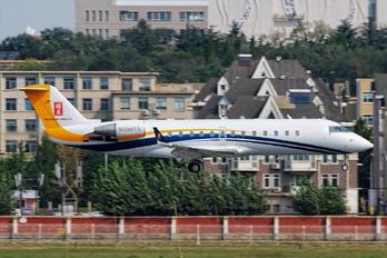 N296TX -  Canadair CL-600 Challenger 850