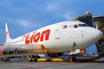 HS-LUV - Thai Lion Air Boeing 737-86X(WL)