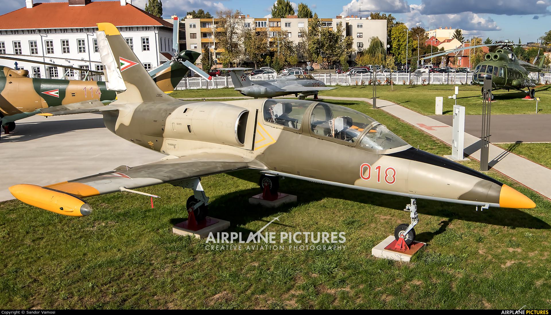 Hungary - Air Force 018 aircraft at Szolnok