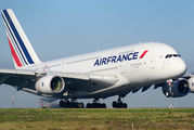 F-HPJJ - Air France Airbus A380 aircraft