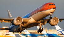 KLM Boeing 777-300ER PH-BVA aircraft