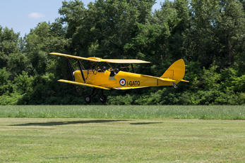 I-GATO - Private de Havilland DH. 82 Tiger Moth