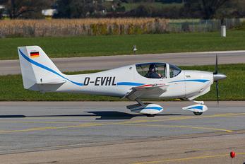 D-EVHL - Private Europa Aircraft Europa