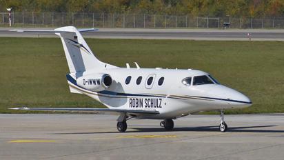 D-IWWW - Luxaviation Raytheon 390 Premier