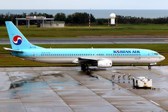 HL7716 - Korean Air Boeing 737-900