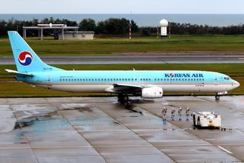 HL7716 - Korean Air Boeing 737-900