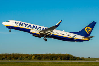 EI-FTM - Ryanair Boeing 737-8AS