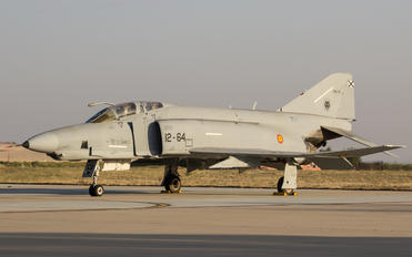 CR.12-55 / 12-64 - Spain - Air Force McDonnell Douglas RF-4C Phantom II